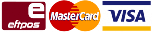 EFTOS Mastercar and Visa Accepted Mode of Payment on Meticulous Mechanical Services